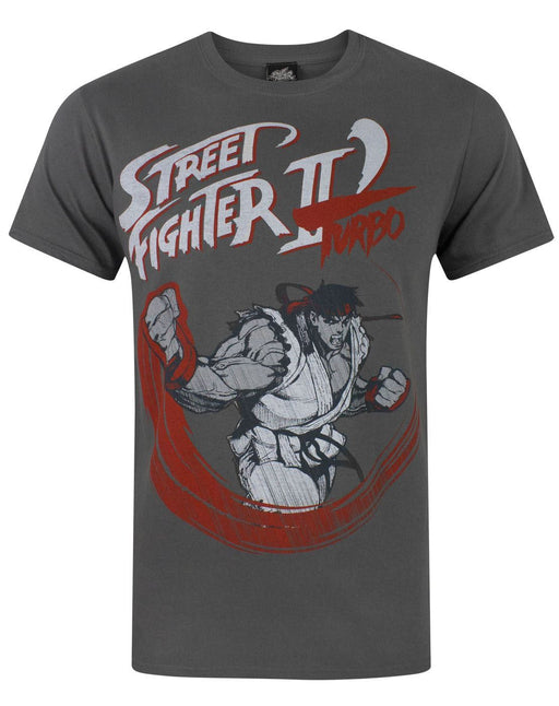 Street Fighter Turbo Men's T-Shirt