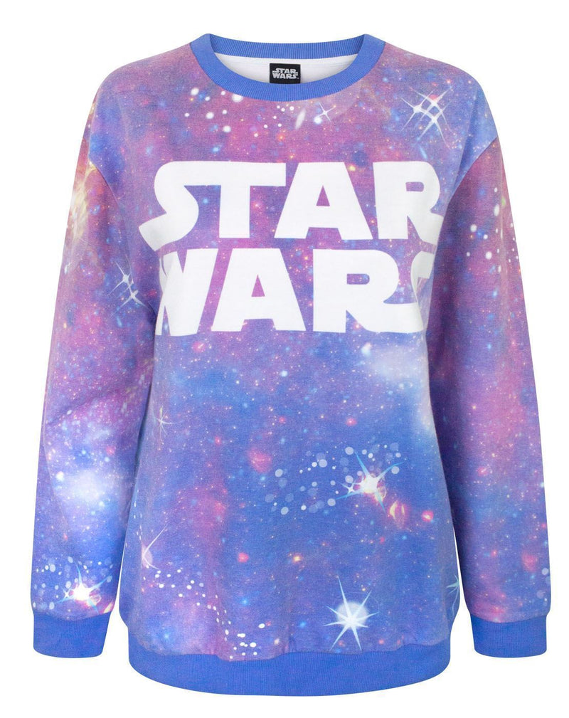 Star Wars Cosmic Women's Sublimation Sweatshirt