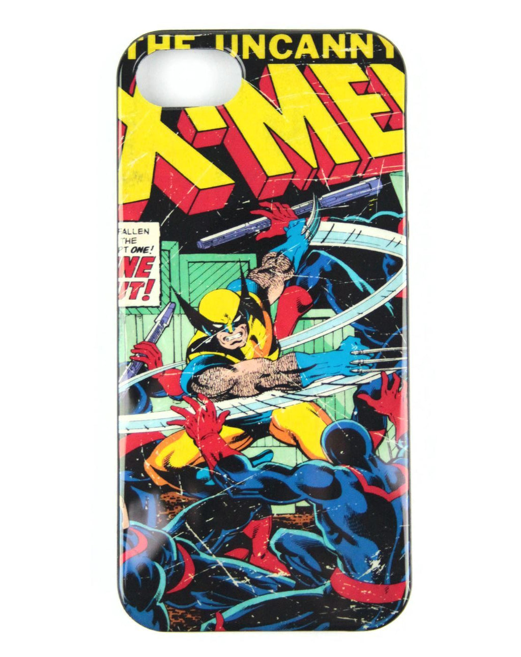 Marvel X-Men Wolverine iPhone Case