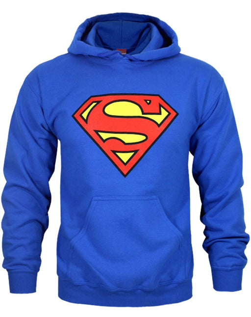 DC Comics Superman Shield Logo Men's Hoodie