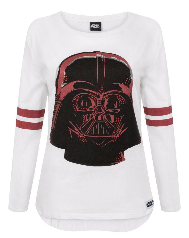 Star Wars Darth Vader Women's Long Sleeve Top