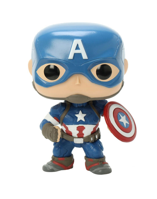 Funko Pop! Avengers Age Of Ultron Captain America Vinyl Bobblehead