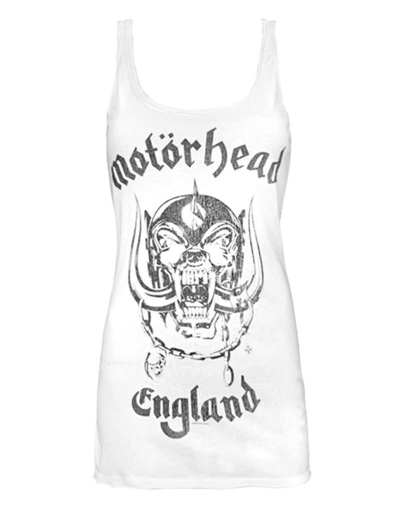 Amplified Motorhead England Women's Vest