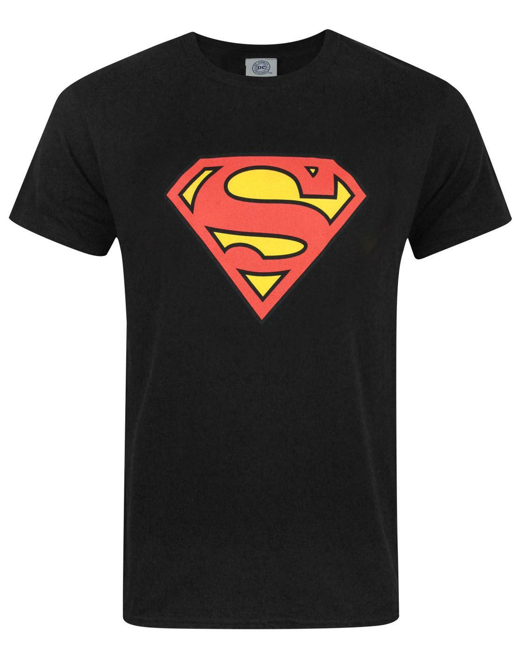 Superman Shield Logo Men's T-Shirt