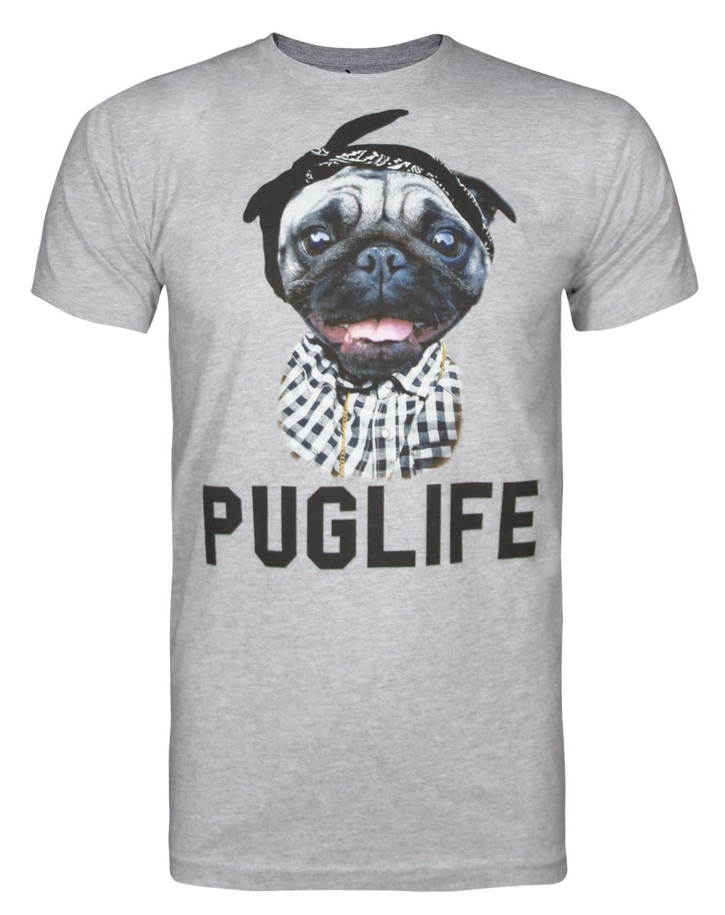 Goodie Two Sleeves Puglife Men's T-Shirt
