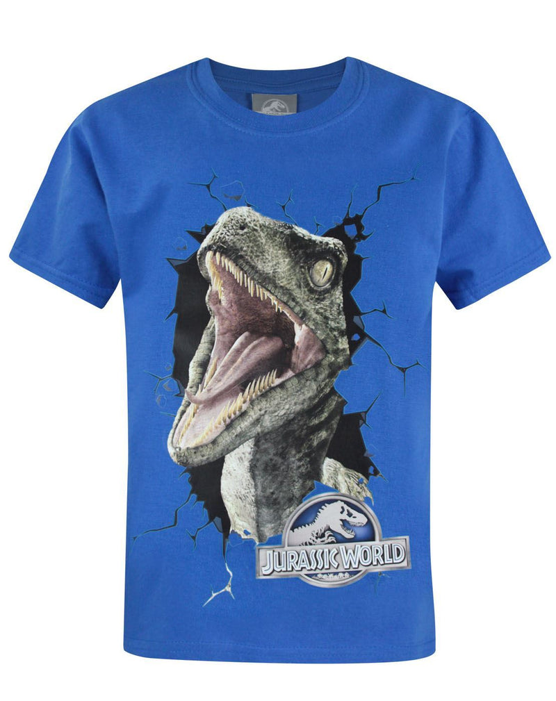 Jurassic World Raptor Kid's T-Shirt