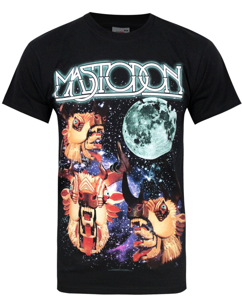 Mastodon Interstella Hunter Men's T-Shirt