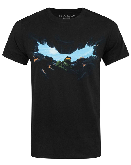 Halo 5 Short Sleeve Boy's T-Shirt - Black