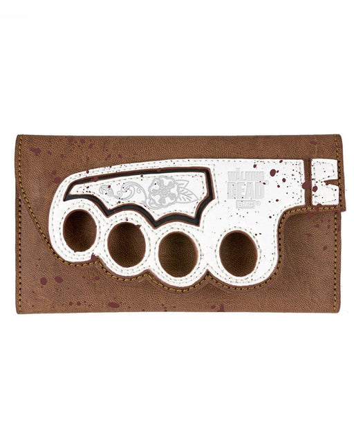 Walking Dead Cherokee Rose Ladies Wallet