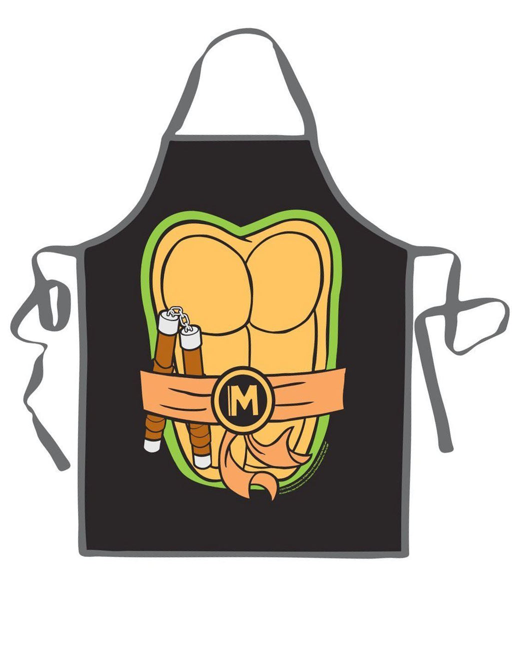Teenage Mutant Ninja Turtles Michelangelo Character Apron