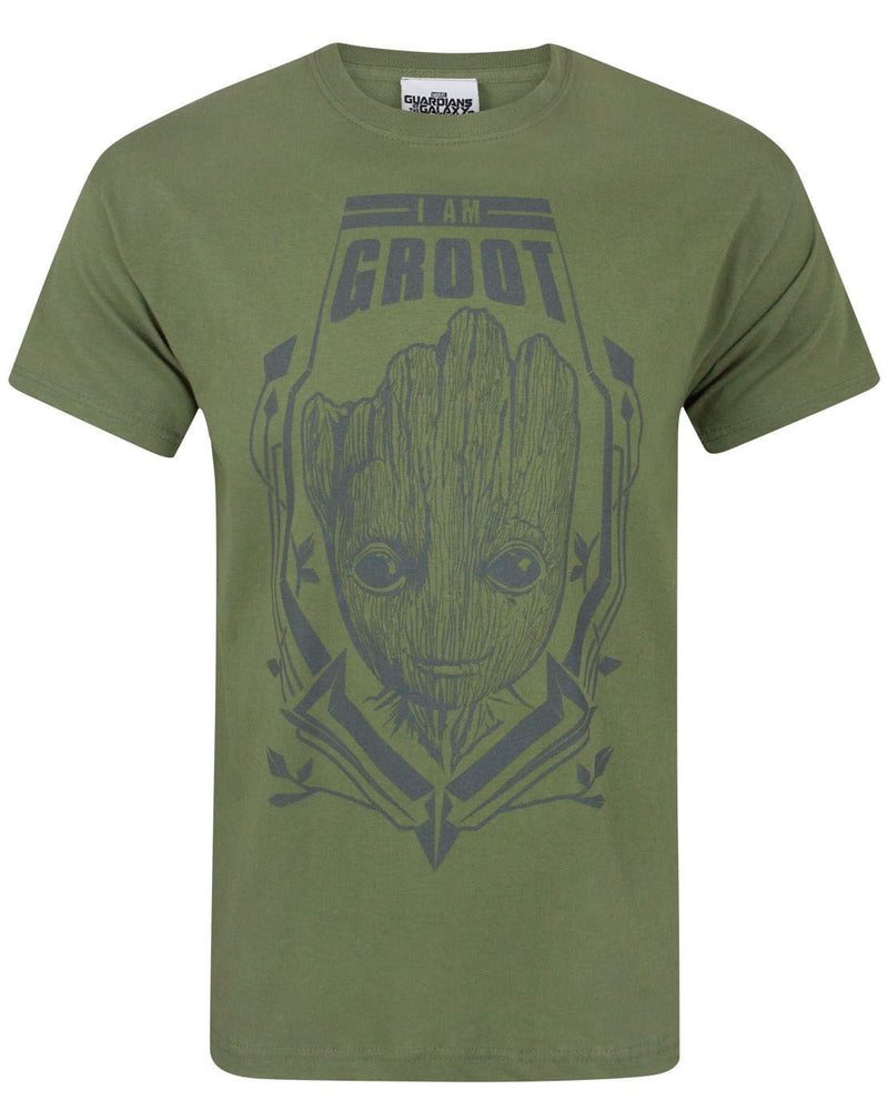 Guardians of the Galaxy Vol 2 I Am Groot Men's T-Shirt