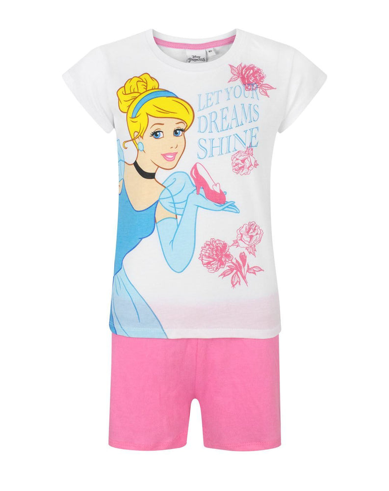Disney Princess Dreams Girl's Pyjamas