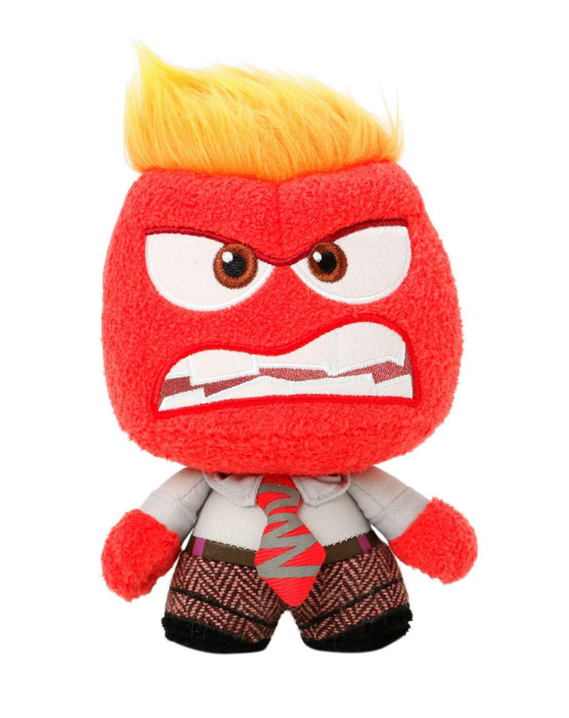Funko Inside Out Anger Fabrikations Plush Figure