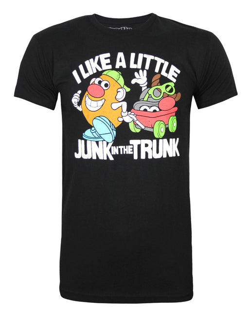 Goodie Two Sleeves Mr Potato Head Junk In The Trunk Men's T-Shirt