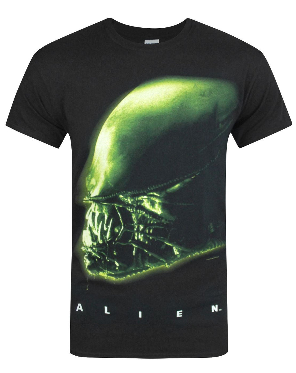 Alien Head Men's T-Shirt