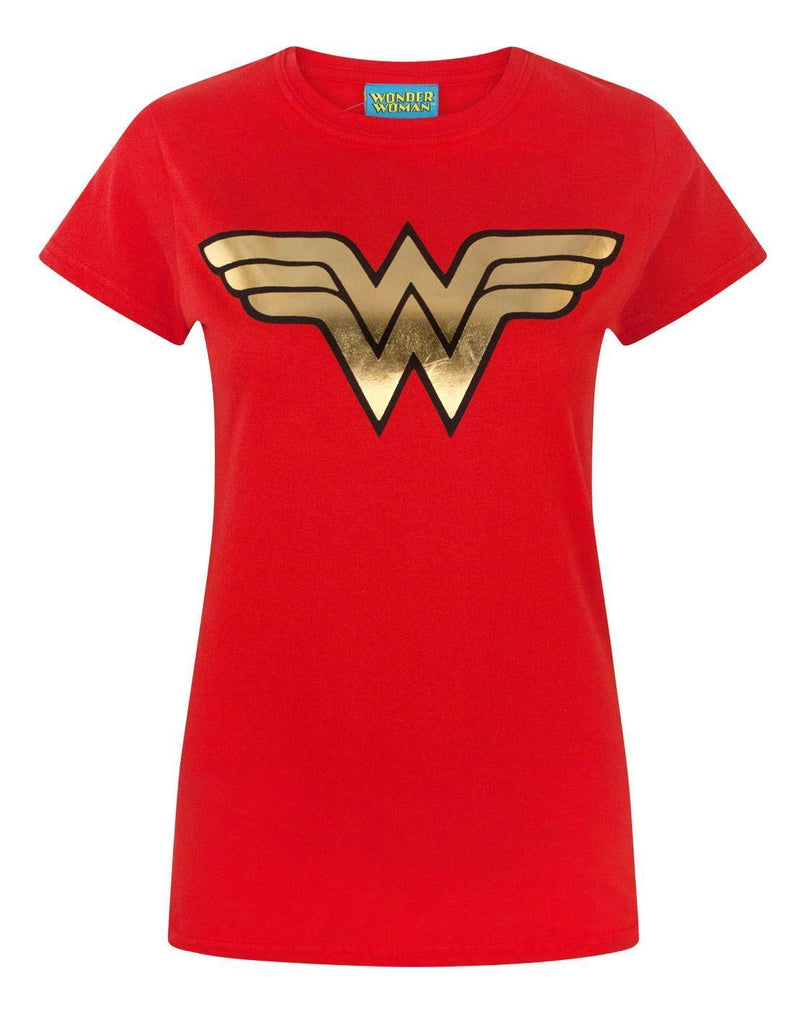Wonder Woman Foil Women's T-Shirt