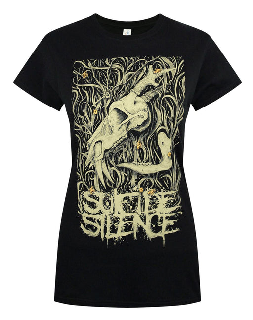 Suicide Silence Death Tales Women's T-Shirt