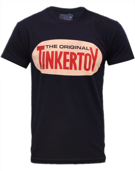 Goodie Two Sleeves Original Tinkertoy Men's T-Shirt