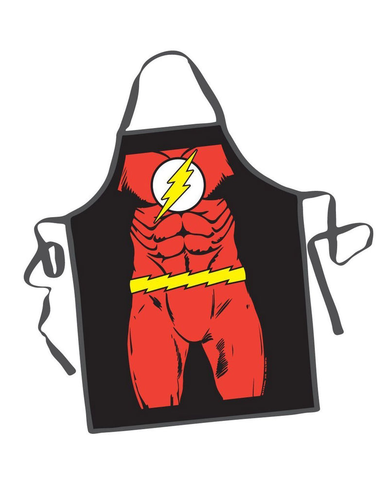 Flash Character Apron