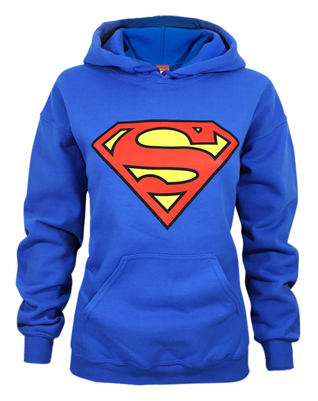 Superman Shield Logo Women's Hoodie