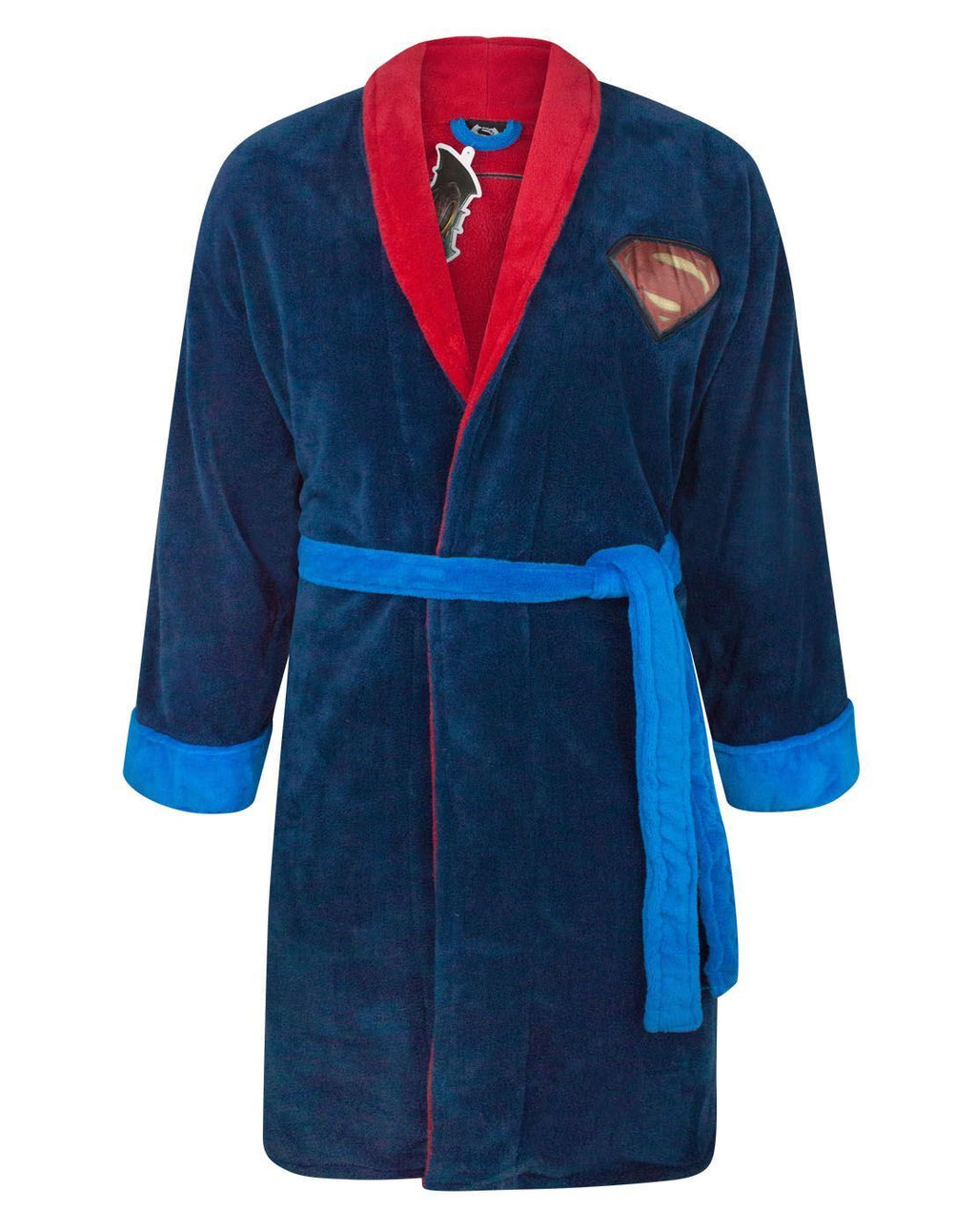 Batman VS Superman Man Of Steel Dressing Gown