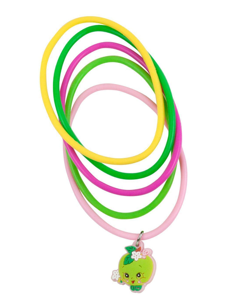 Shopkins Apple Blossom Jelly Bracelets