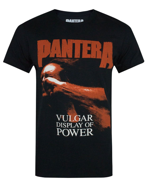 Pantera Red Vulgar Men's T-Shirt