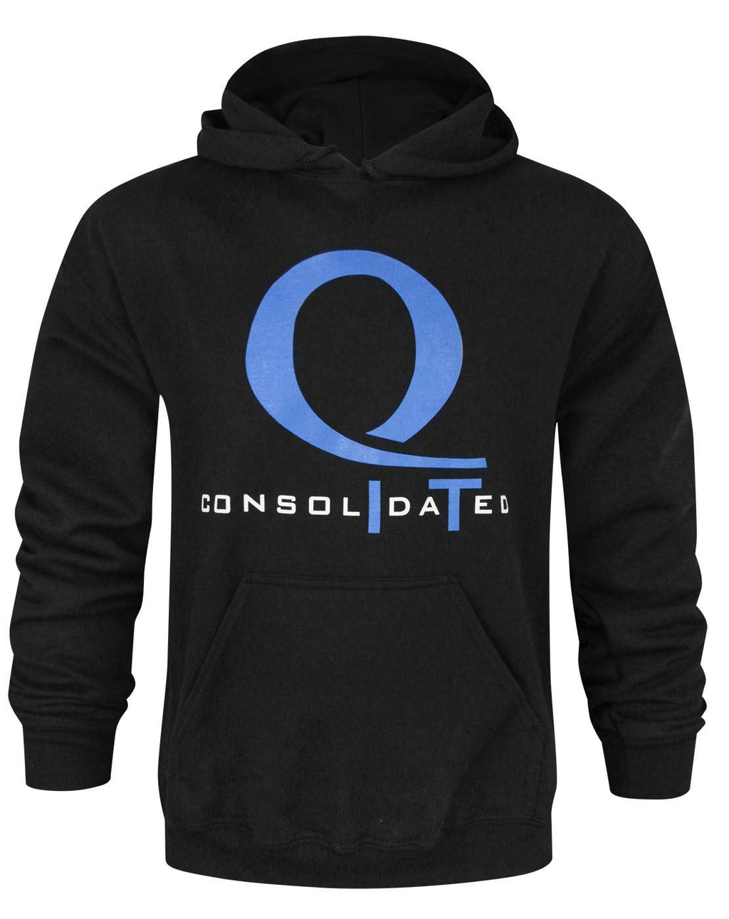 Arrow Queen Consolidated Men's Hoodie