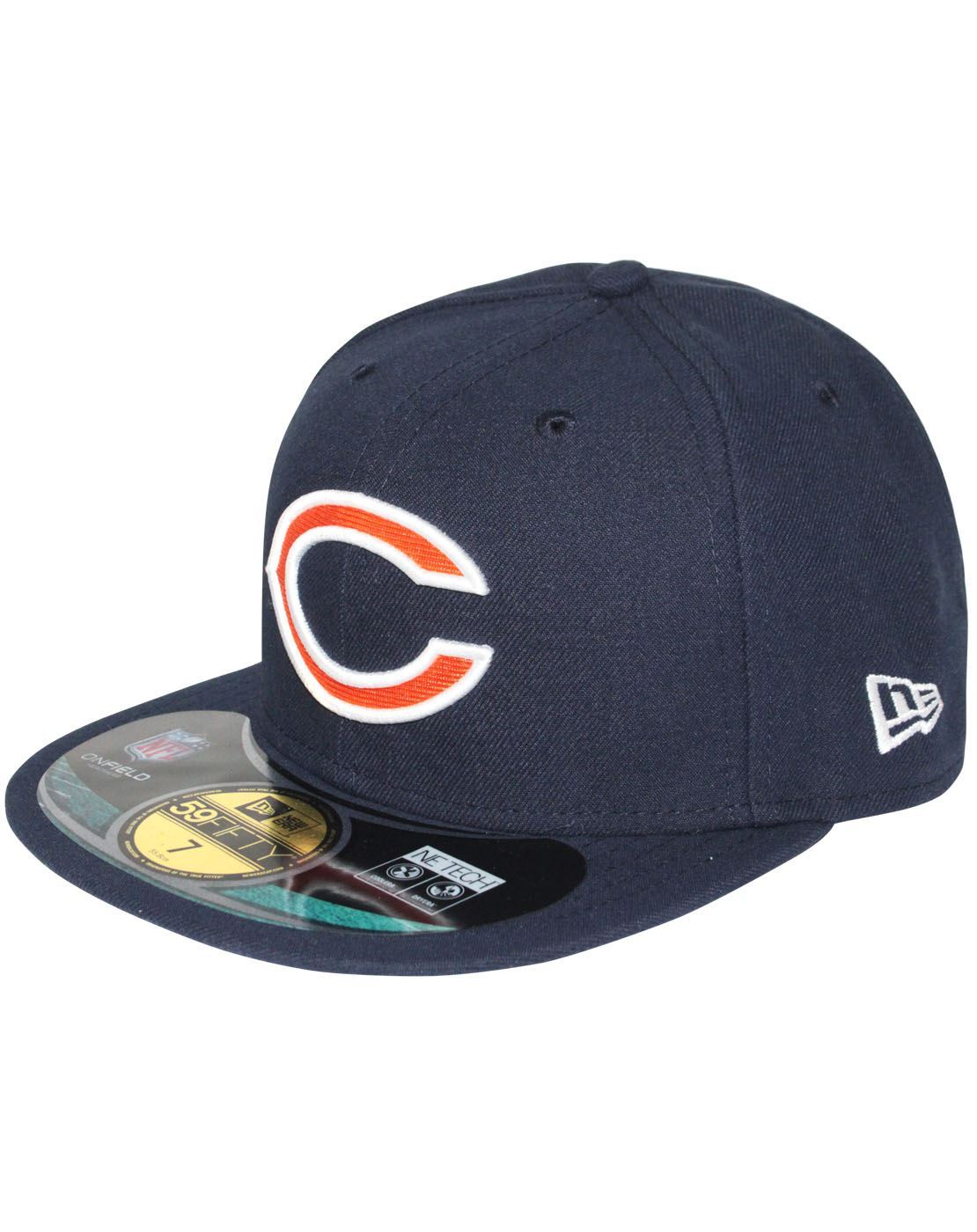 New Era 59Fifty NFL Chicago Bears Cap – Vanilla Underground 5e9898fe7ded