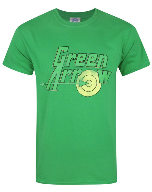 Green Arrow Logo Men's T-Shirt