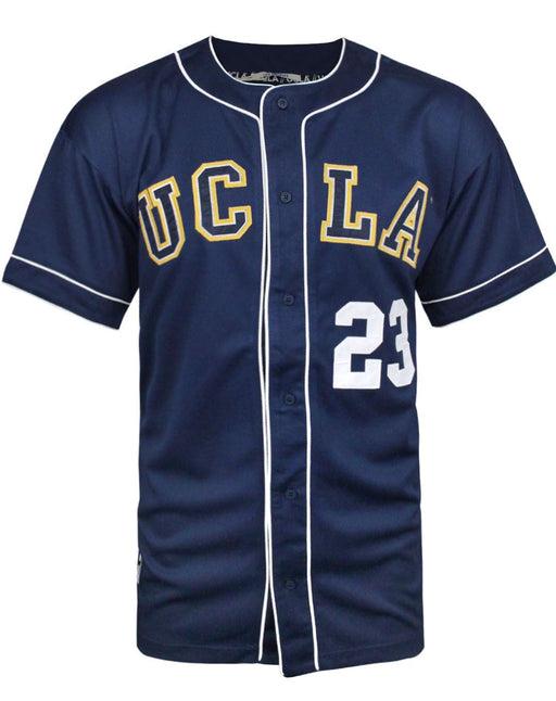 UCLA 23 Men's Baseball Shirt