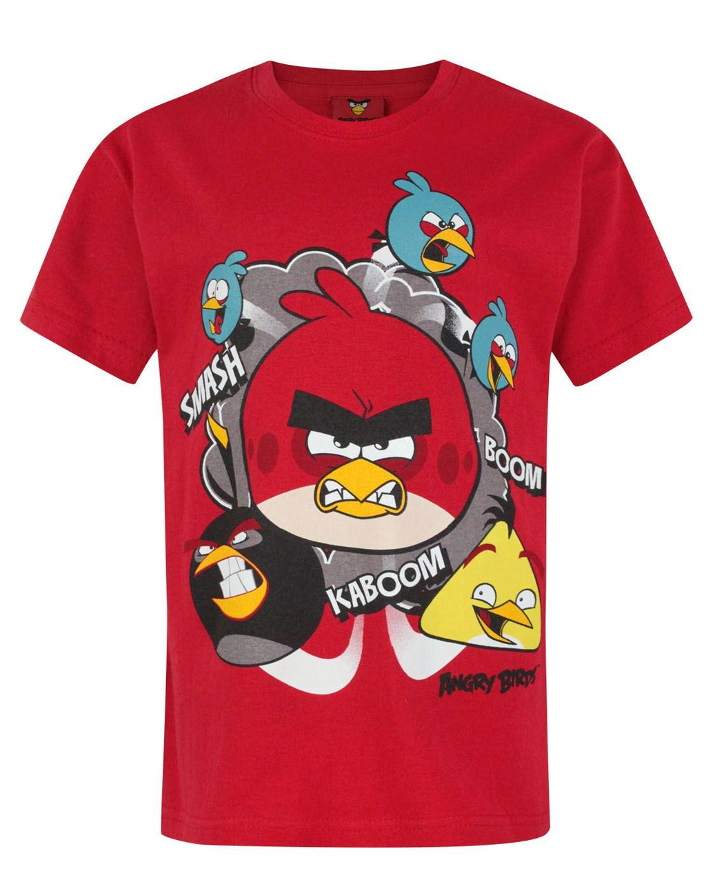 Angry Birds 2.0 Boy's T-Shirt