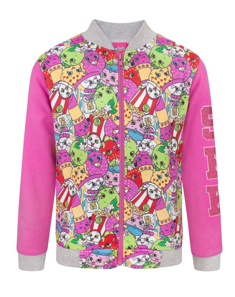 Shopkins Girl's Bomber Jacket