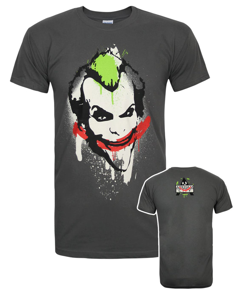 Batman Arkham City Men's T-Shirt