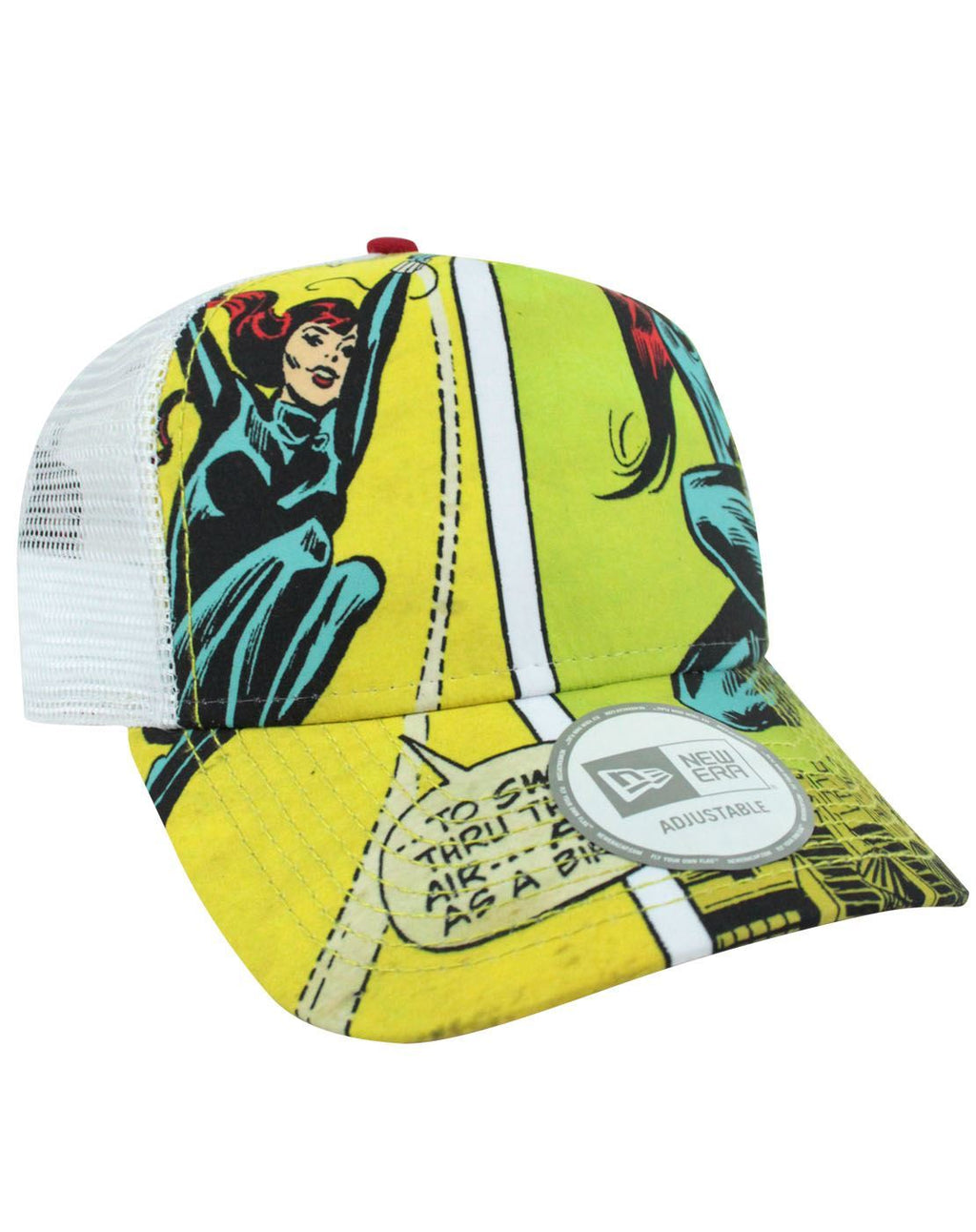 a10738f3c6c New Era 39Thirty Spider-Man Homecoming Shadow Fitted Cap – Vanilla ...