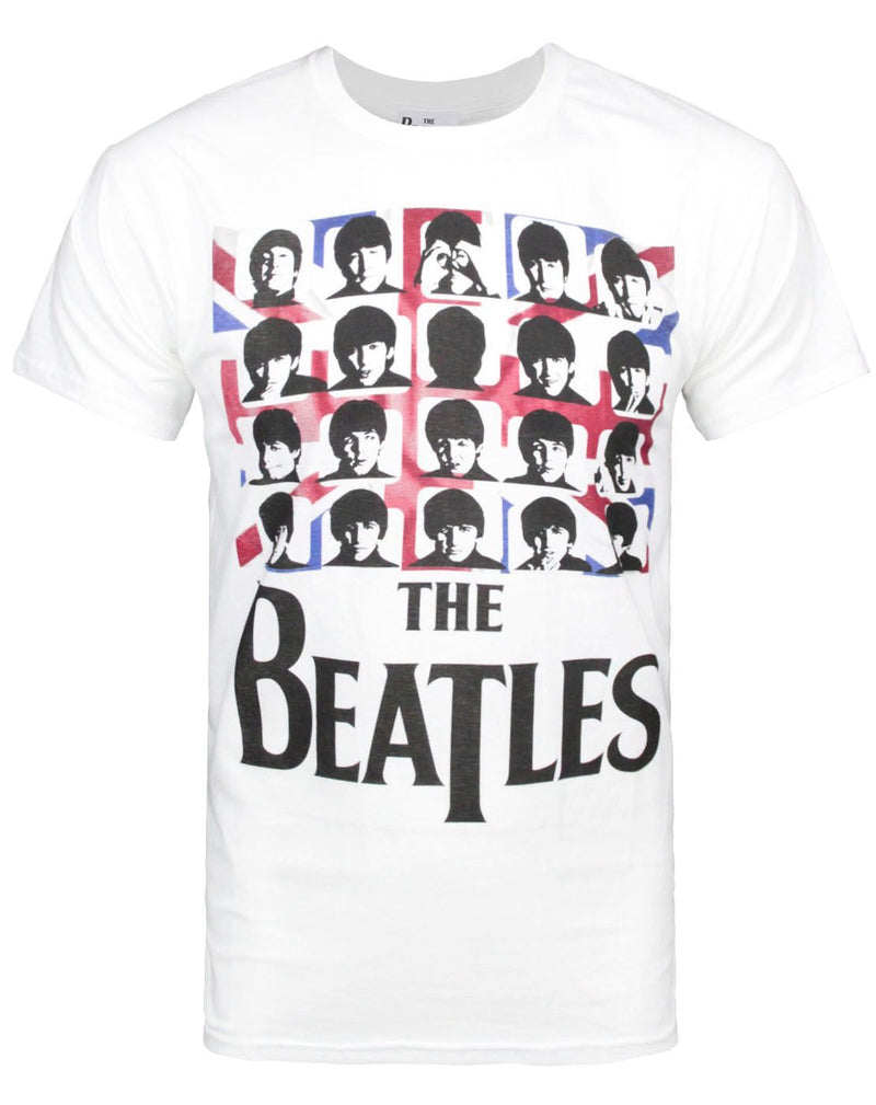 Beatles Flag Men's T-Shirt