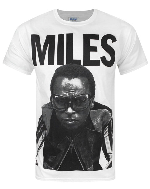 Miles Davis Portrait Men's T-Shirt