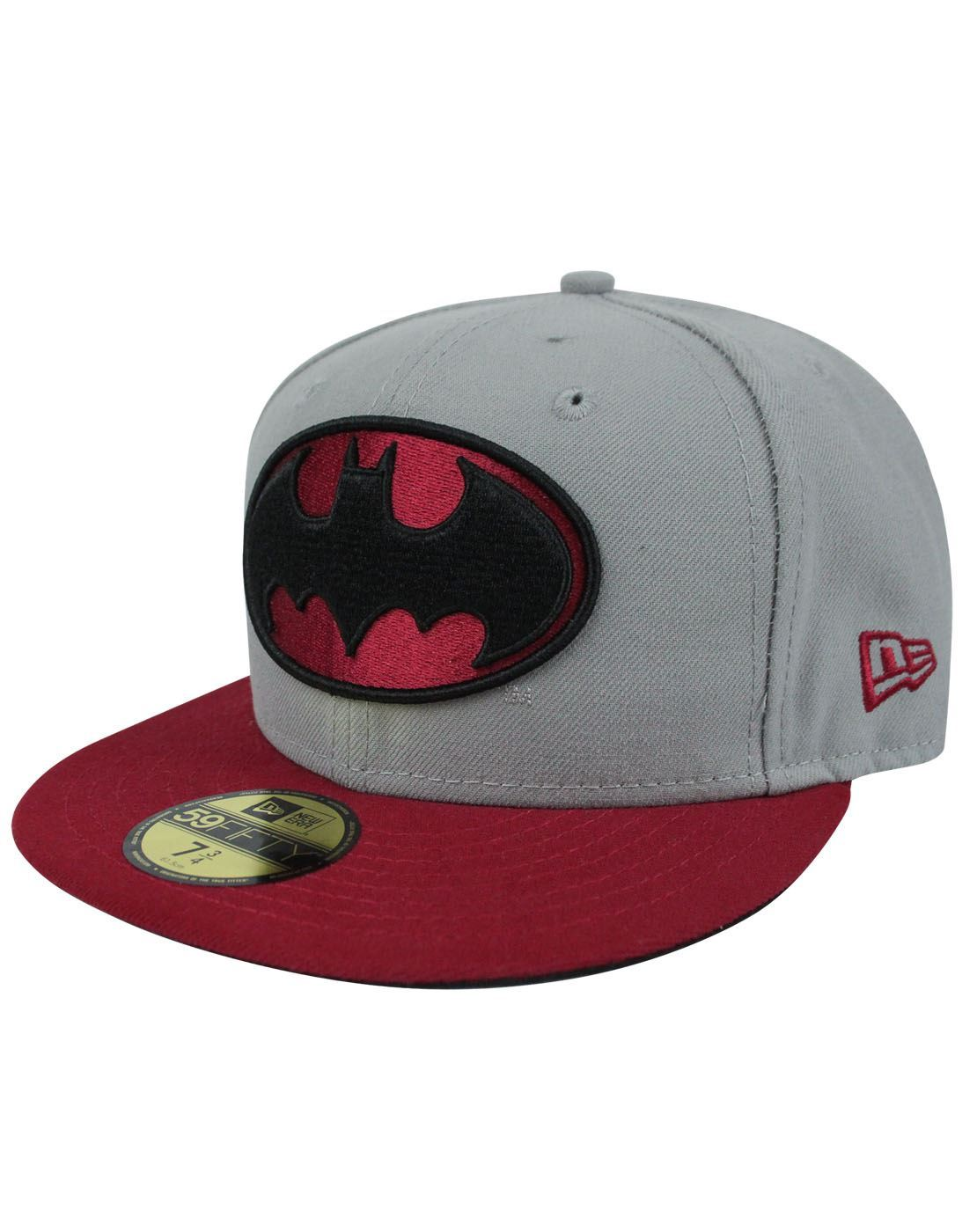 ed7430d28 New Era 59Fifty Seasonal Hero Batman Cap – Vanilla Underground