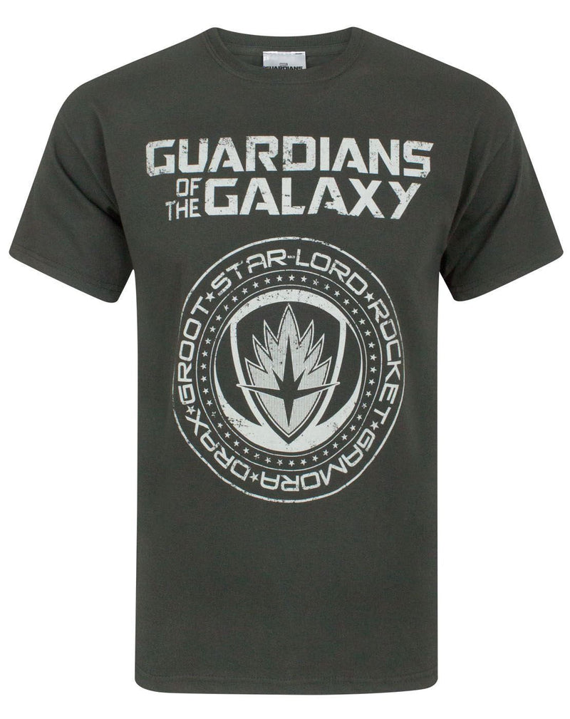 Guardians of the Galaxy Vol 2 Crest Men's T-Shirt