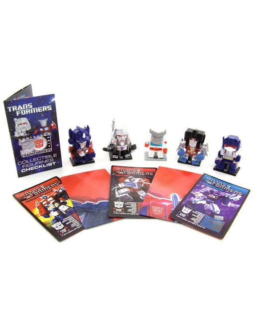 Transformers Collectable Figures Set