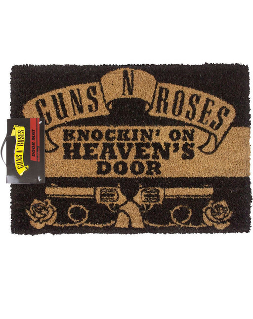 Guns N' Roses Knockin' On Heaven's Door Door Mat