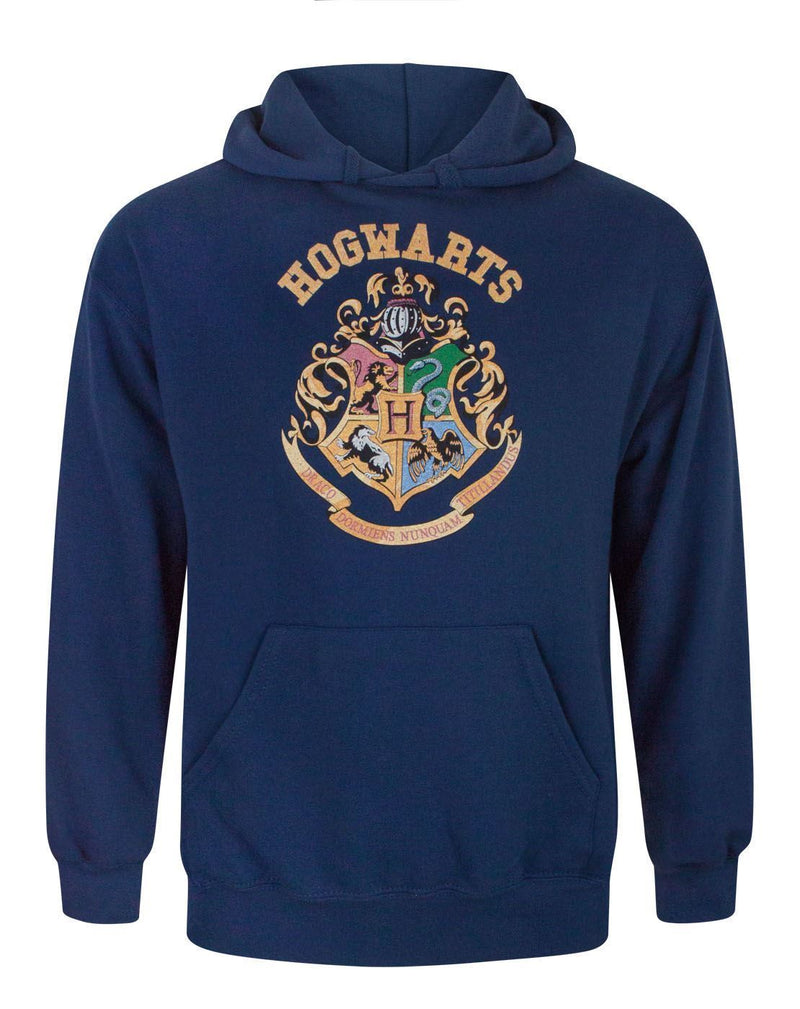 Harry Potter Hogwarts Crest Men's Hoodie