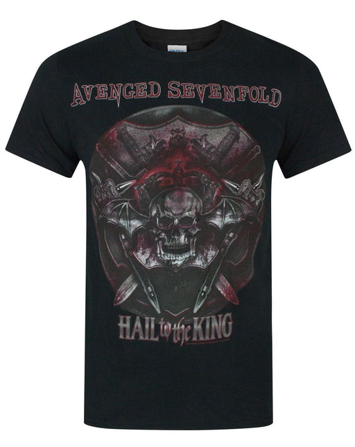 Avenged Sevenfold Battle Armour Men's T-Shirt