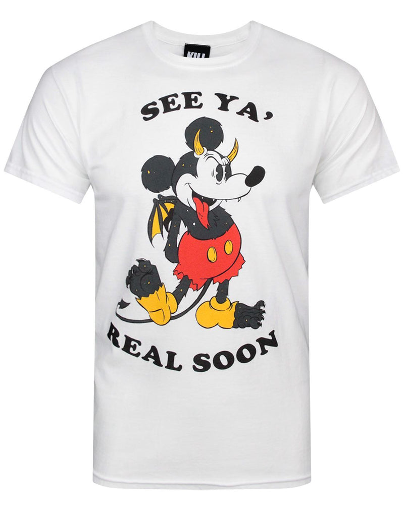 Kill Brand See Ya Real Soon Men's T-Shirt