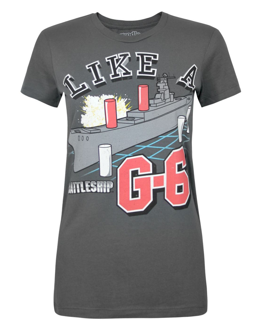 Goodie Two Sleeves Battleship Like A G6 Women's T-Shirt