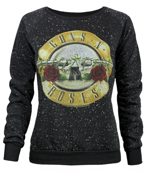 Amplified Guns N Roses Drum Women's Sweater