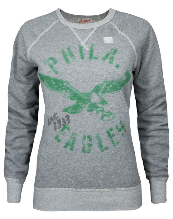 Junk Food NFL Philadelphia Eagles Women's Sweater