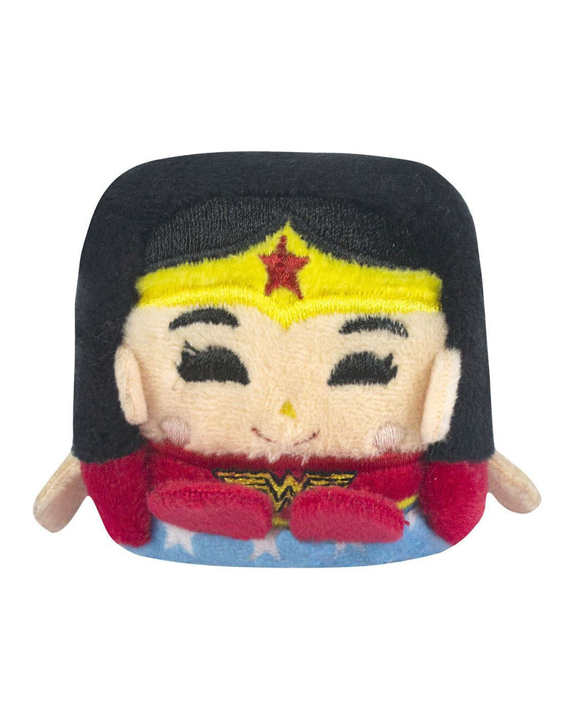 Kawaii Cubes DC Comics Wonder Woman Plush