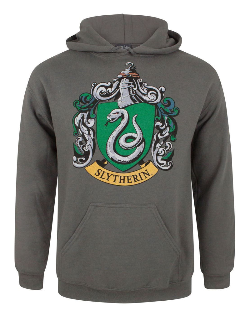 Harry Potter Slytherin Crest Men's Hoodie