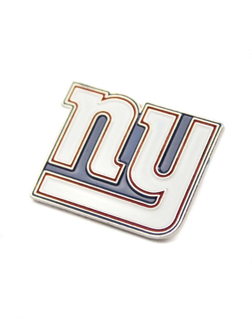 NFL New York Giants Crest Pin Badge